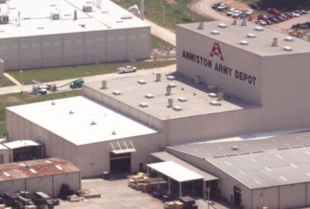 Anniston Army Depot Hardy Corporation