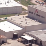Anniston Army Depot Building 114