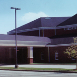 Liberty Baptist Church (educational building)