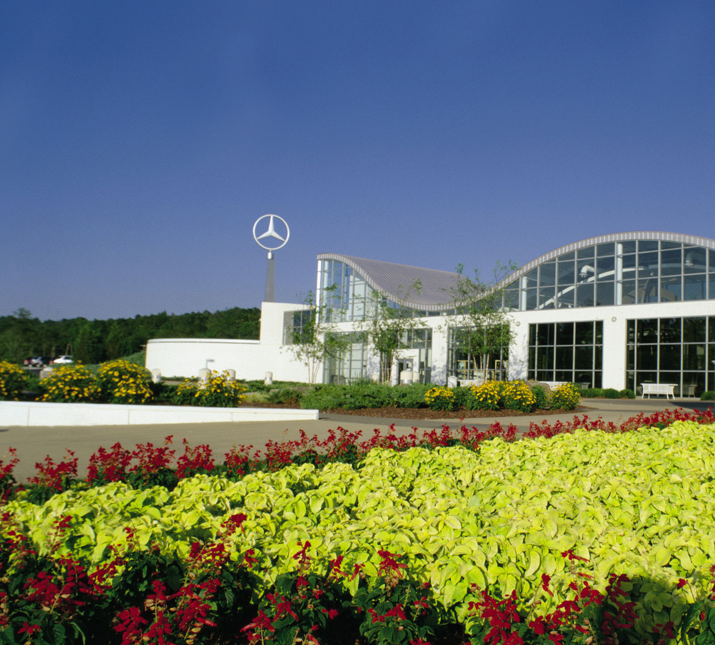 Mercedes-Benz Training and Customer Service Center