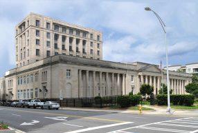 Jonas Federal Courthouse